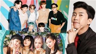 BXH Ca sĩ Hàn tháng 9: Một nghệ sĩ chen vào giữa BTS và Blackpink
