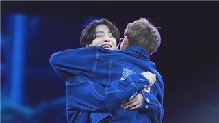 BTS: Mong ước ngọt ngào nhất của Jungkook được RM làm ngay lập tức