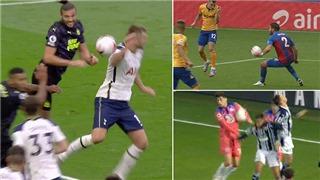 Chuyên gia bóng đá đồng loạt chỉ trích luật bóng chạm tay trong vòng cấm