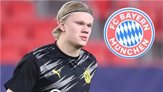 MU transfer August 20: Bayern competed to buy Haaland, MU did not recruit young Monaco star