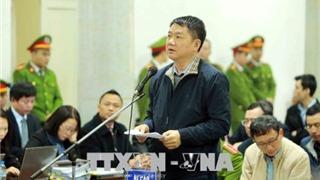 Ngày 22/1, bị cáo Đinh La Thăng, Trịnh Xuân Thanh ra hầu tòa trong vụ án Ethanol Phú Thọ