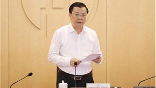 Bí thư Hà Nội Đinh Tiến Dũng: Xử lý nghiêm người đứng đầu nếu để dịch bệnh lây lan