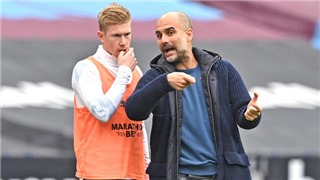 Expected lineup Man City vs Norwich: De Bruyne is injured, Pep has a headache again