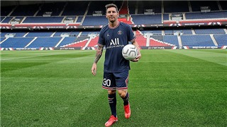Expected line-up of Brest vs PSG: Messi still can't debut