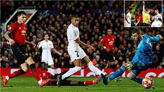 CẬP NHẬT sáng 13/2: Pogba bị đuổi, PSG đánh sập Old Trafford. Bão chấn thương tàn phá M.U