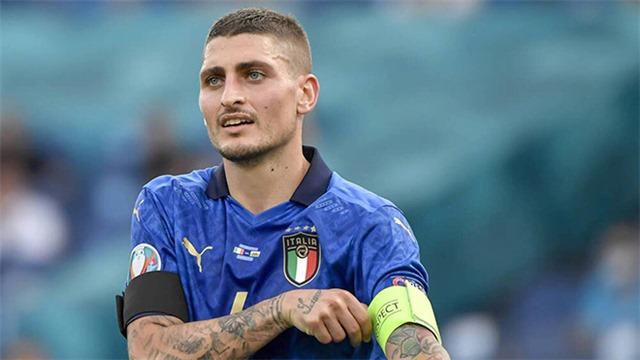 Đội tuyển Ý: Verratti, 'nỗi đau dịu êm' của Mancini