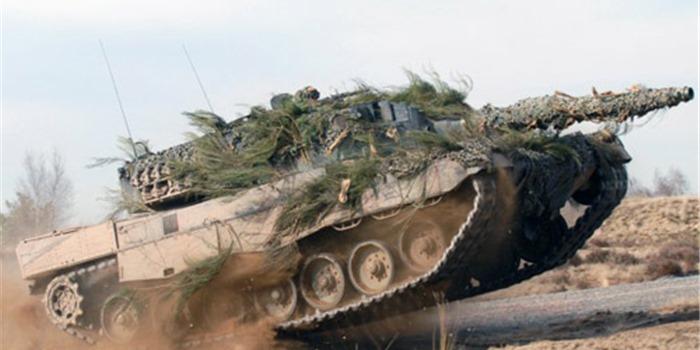 Tranh cãi quanh việc xuất khẩu xe tăng Đức | TTVH Online