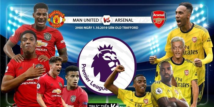 Dự đoán Man Utd vs Arsenal: Bước ngoặt chết chóc
